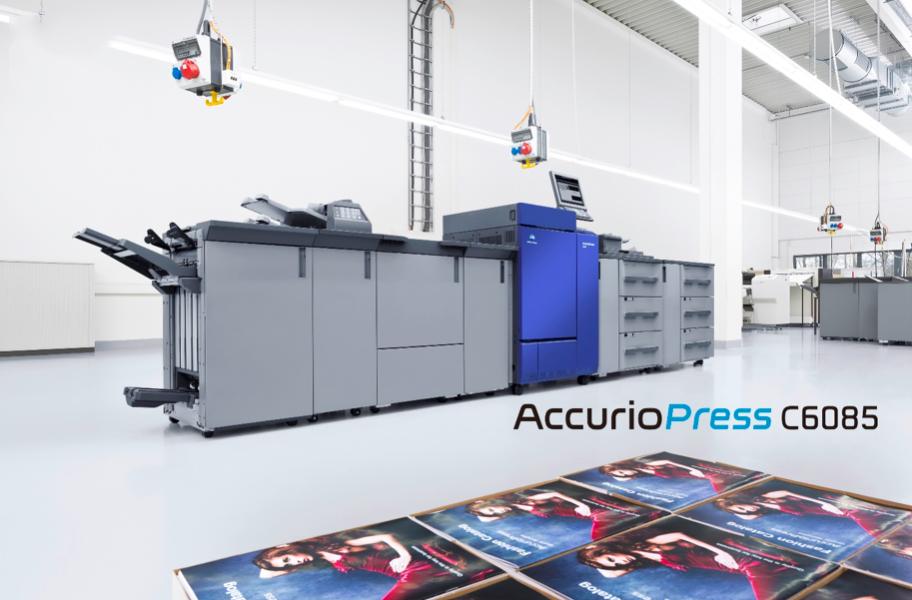 Konica Minolta Acurio Press C6085/C6100
